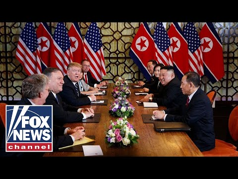 Trump, Kim Jong Un depart Vietnam summit
