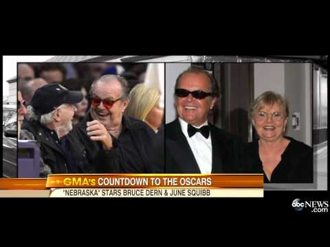 Bruce Dern and June Squibb Interview 2014: `Nebraska` Stars Take Awards Season by Stor