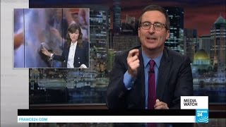 US - When John Oliver points out the French election's absurdity... with FRANCE24!