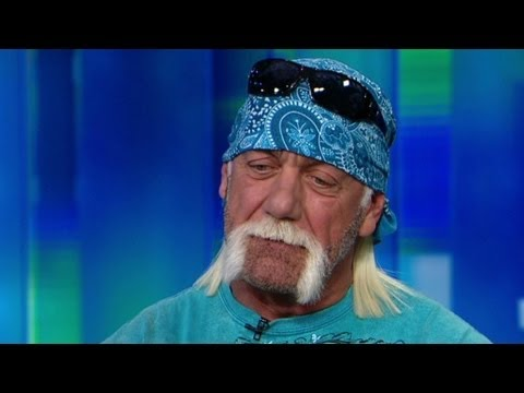Hulk Hogan talks about his sex tape