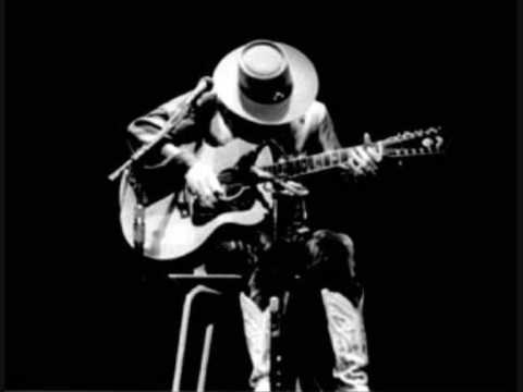 Stevie Ray Vaughan Lenny Acoustic