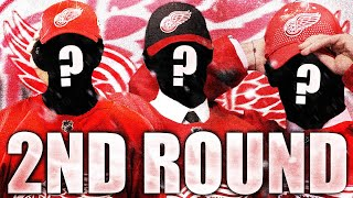 Who Will The Detroit Red Wings Draft In The 2ND ROUND? 2020 NHL Entry Draft Top Prospects News Today