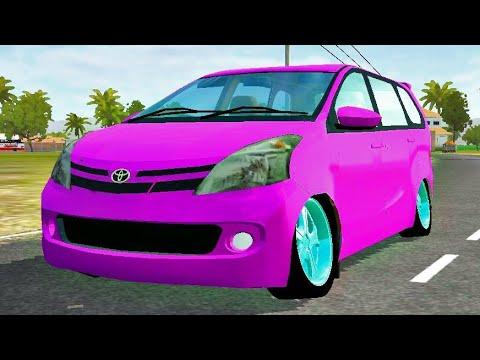 Mod Bussid Toyota Avanza Chamber Mod Bussid Avanza Modifikasi Youtube