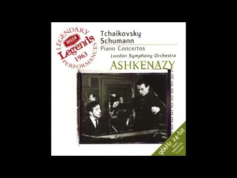 TCHAIKOVSKY: Piano Concerto No. 1 In B Flat Minor Op. 23 / Maazel · London Symphony Orchestra