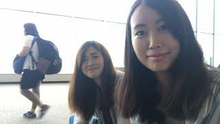 韓国プライドパレード行って来ます!空港から✈️