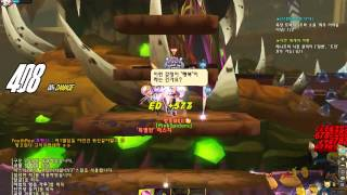 [Elsword] Code Battle Seraph 7-3 Dungeon Play