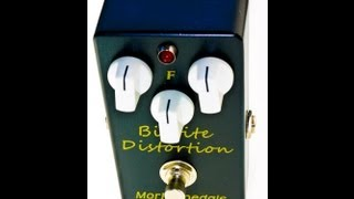 Moriae Biotite Distortion Demo Colin Smith Alright Reviews
