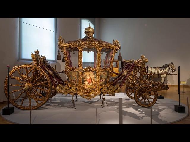 100 Meisterwerke - Der Imperialwagen - Wiener Hofwerkstätte