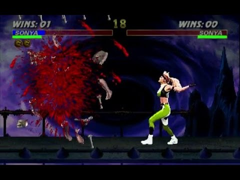 Ultimate Mortal Kombat 3 Fatalities Hacks and Mods