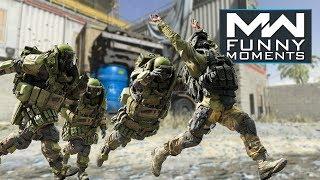 COD Modern Warfare - Funny Moments #17