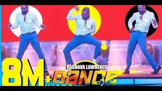 Raghava Lawrence cool dance moves/Lawrence