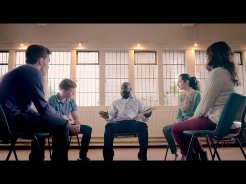 Moving on - a short film about restorative justice