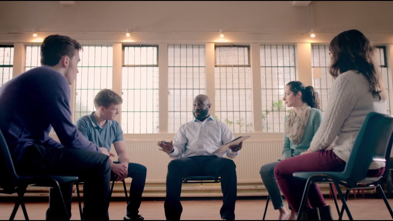 Moving on - a short film about restorative justice - YouTube
