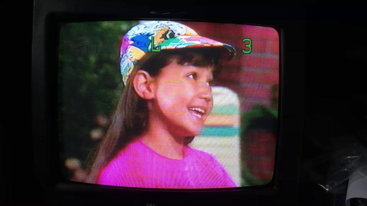 Barney & the Backyard Gang Three Wishes Rare 1990 VHS ...
