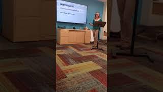 Katie's Practice Informative Speech