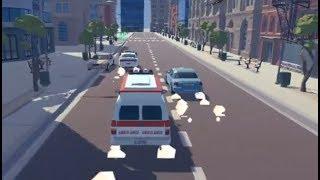 3D City 2 Player Racing | Car racing Games | Walkthrough Level 5-8