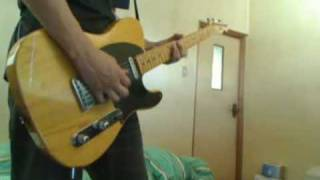 Bakemonogatari 【化物語】恋愛サーキュレーションをギターで弾いた。【igrek-U】 Renai Circulation