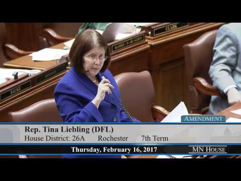 House Floor Session  2/16/17