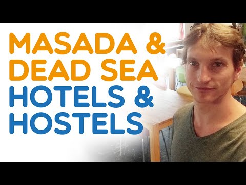 The Best Dead Sea Area Hotels And Hostels (From Free To $$$)