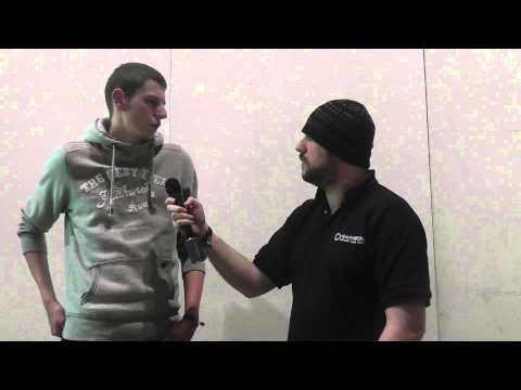 Northcon 2012: Stavros Interview