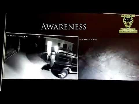 Driver Uses Vehicle Perfectly to Escape Carjacking | Active Self Protection