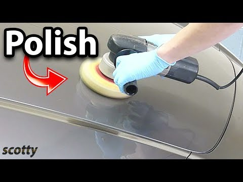 How To Polish And Restore Car Paint