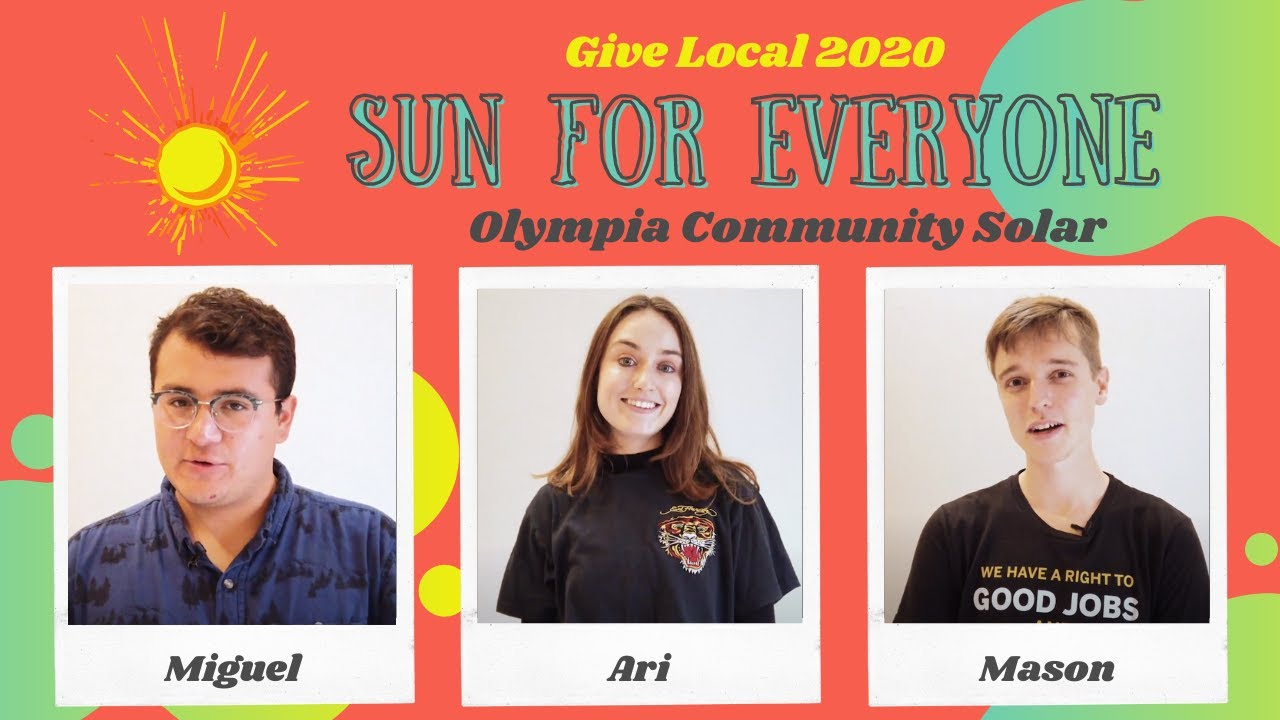 Give Local 2020: Sun for Everyone