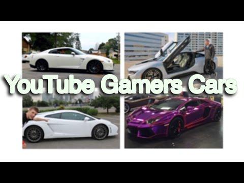 Best YouTubers Gamers Cars 2016!! ft/Ali-A car- Ksi lambo  -OpTic NadeShot car -Tmartn car And More