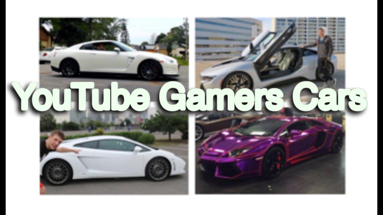 Youtubers Cars
