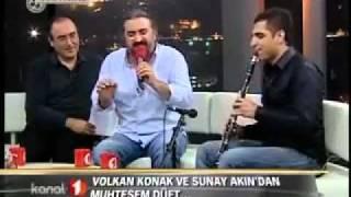 Volkan Konak - Sunay AKIN  - Keklik Gibi - Dido