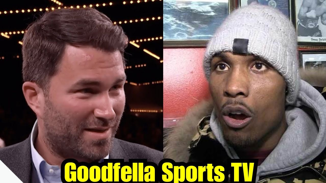 Jermall Charlo Should Follow Deontay Wilder Lead Go to DAZN But Not through  Eddie Hearn!!!