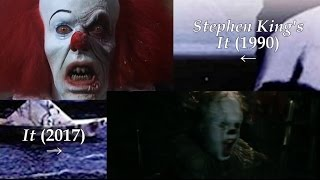 Stephen King's It Side-by-Side- 2017 Film Teaser vs. 1990 Miniseries