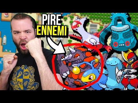LE HAXX ME DÉTRUIT CONTRE LE CHAMPION DE LA LIGUE - Pokémon STEAM Nuzlocke