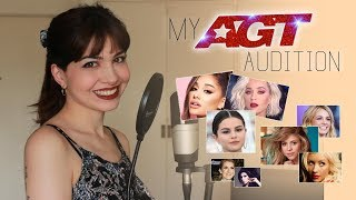 1 GIRL 15 VOICES (NURSERY RHYME SONGS) ♫ SELENA GOMEZ, ARIANA GRANDE, KATY PERRY & 5 MORE ♫