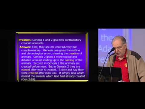 """""""Does The Bible Have Errors?"""" by Dr. Norman Geisler"""