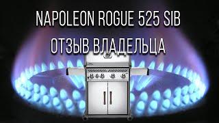 Napoleon Rogue 525 S B- отзыв владельца через полгода эксплуатации. Все плюсы и минусы данной модели
