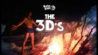 The 3D's , Dream, Dig, Dare /// Spiros Badios winter motivation /// FULL MOVIE