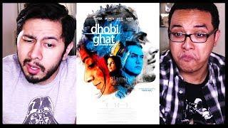 DHOBI GHAT | Aamir Khan | Trailer Reaction!