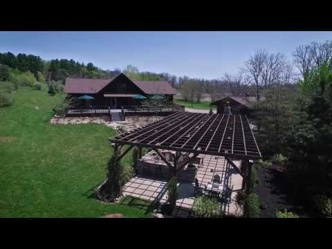239 State Road 327 Angola, Indiana 46703 Aerial Video