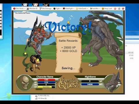 Adventure Quest forums