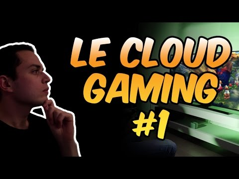 PRESENTATION DE LIQUIDSKY - SERVICE DE CLOUD GAMING