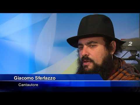 Giacomo Sferlazzo, la realtà di Lampedusa in musica.