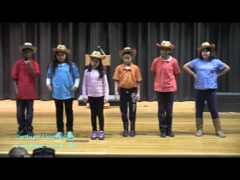"""Celebrate You & Me"" at Parthum Elementary"