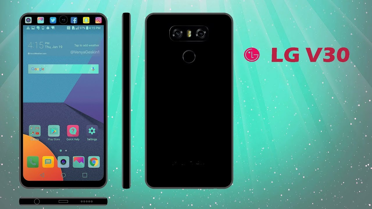 how to add widgets on lg v30