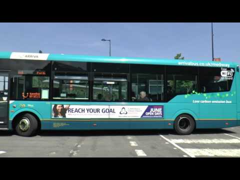 CHATHAM BUSES JUNE 2017