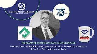 Café Com Automação - Rogerio Oliveira da Costa - Fernandez S/A