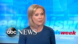 Buybacks 'the biggest tool in your toolbox' on gun control: Gillibrand