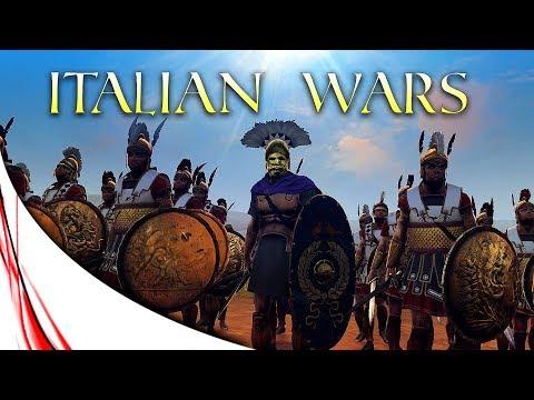 "ITALIAN WARS! - Rome II Mod - ""Eras of Rome - Res Publica"""