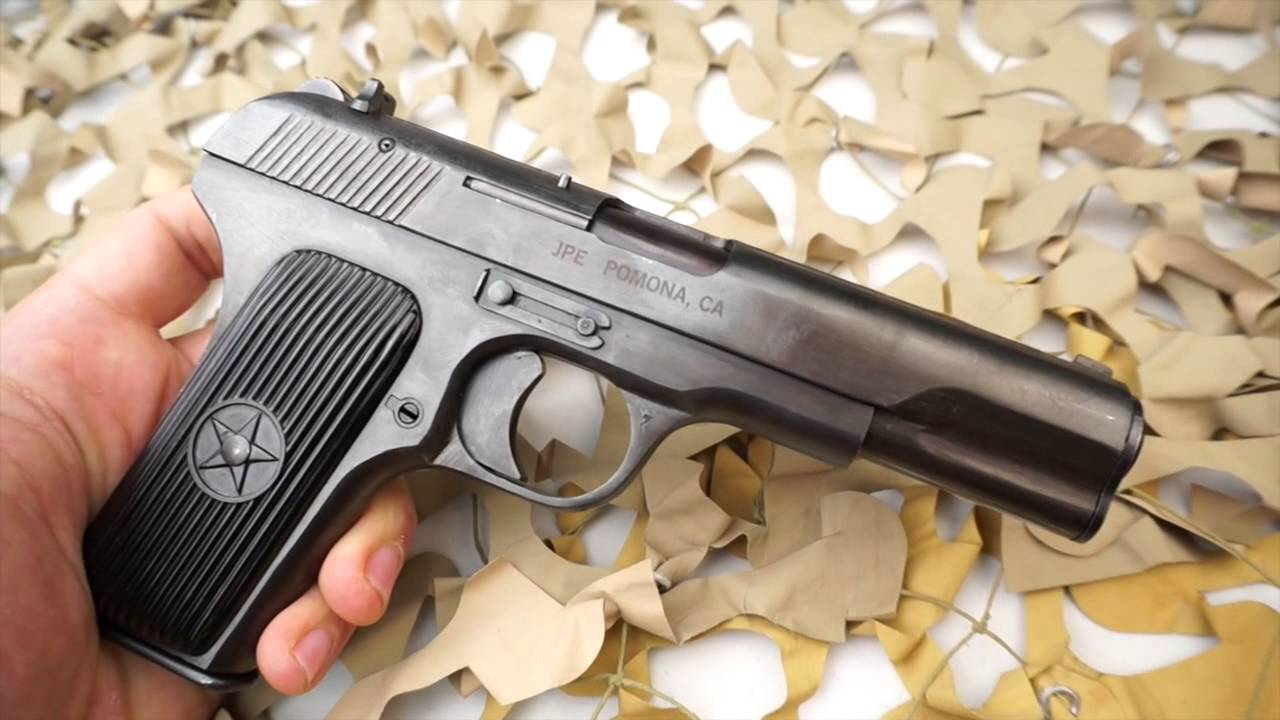 norinco tokarev model 213 9mm russian tt 33 clone review new world rh youtube com Clips for 9Mm Norinco Firearms 9Mm Norinco 213A