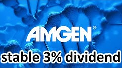 $AMGN Stock Analysis📈, should we buy Amgen for dividends?